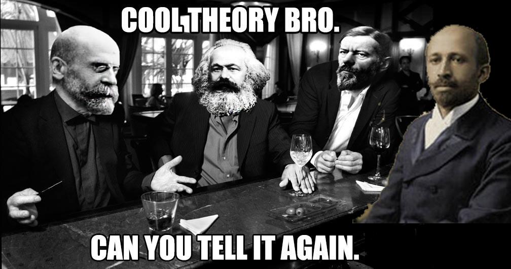 Cool Theory, Bro